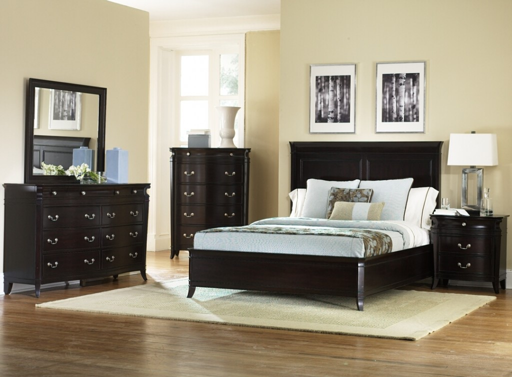 A Magnussen Bedroom Set: Start Off The New Year Right!