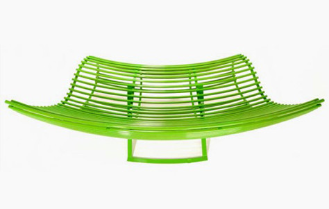 Kirv patio seating collection.